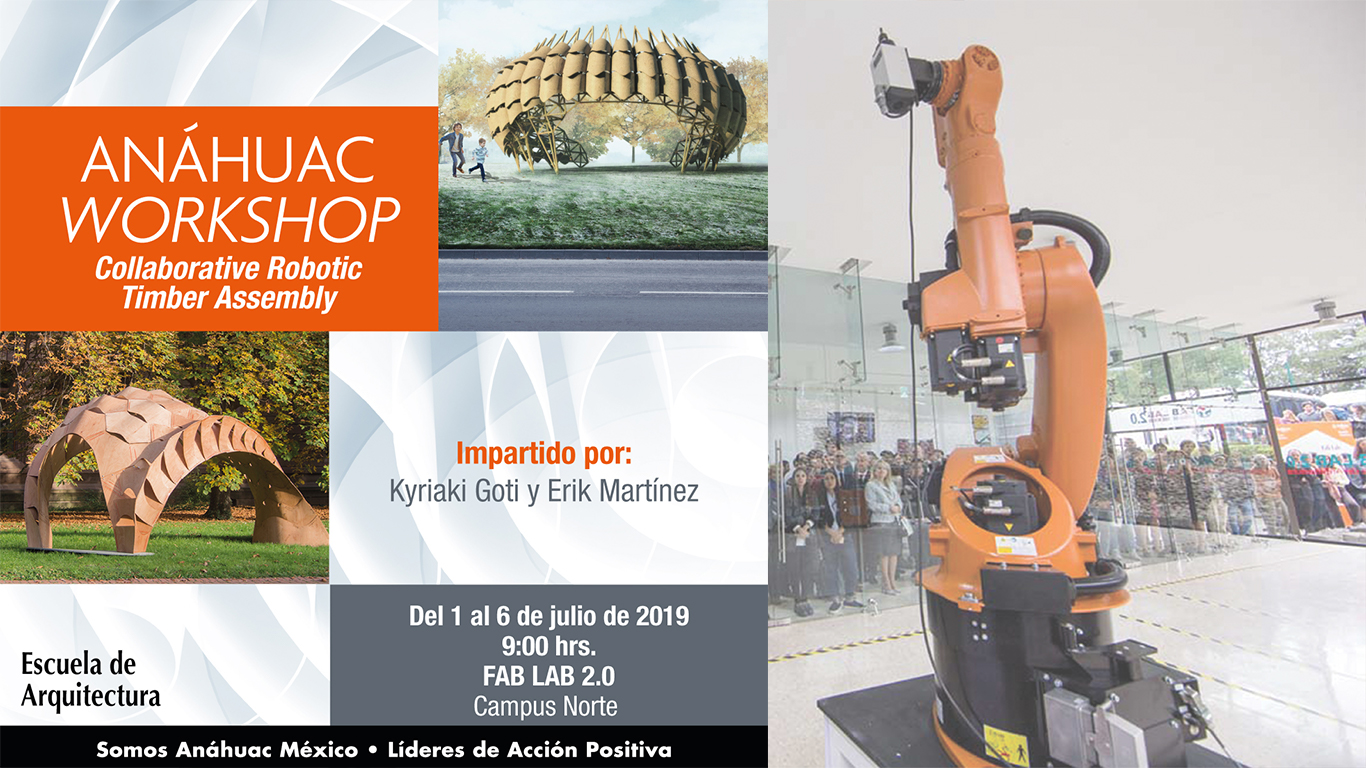Taller (Workshop) Ensamble colaborativo kuka